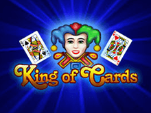 Автомат King Of Cards в казино