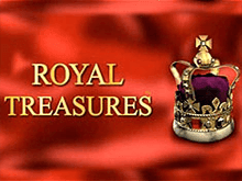 Автомат Royal Treasures в казино