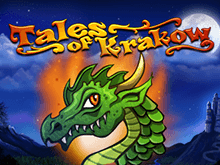 Автомат Tales Of Krakow в казино